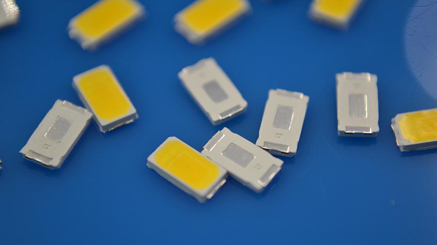 LED小课堂:弘欣顺LED贴片灯应该场所以及特点
