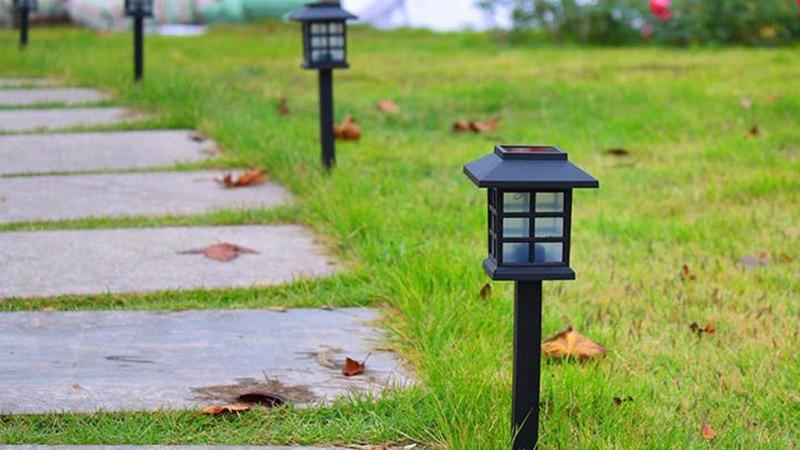 弘欣顺:思奥特光电科技LED草坪灯解决方案
