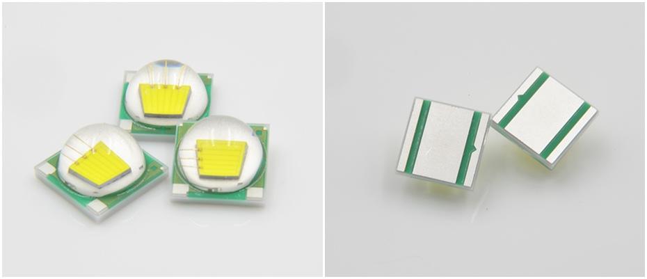 5050陶瓷白光灯珠优势