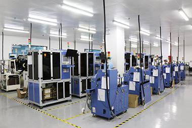 高新技术企业,高速自动化生产线