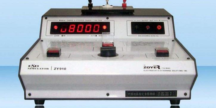 抗静电测试