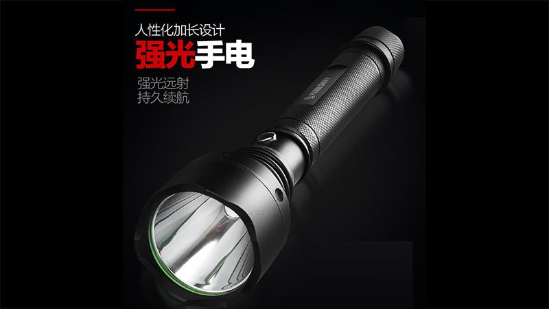 弘欣顺:科明手电筒led灯珠解决方案